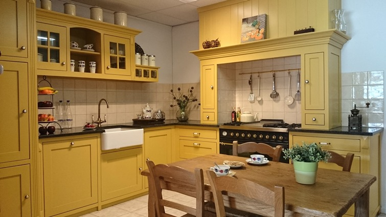 Massief Houten Keukens Op Maat Gemaakt Meubelmakerij Vos Buinen Drenthe